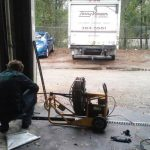 Commercial drain problem? No problem for Terry Vereen Plumbing.