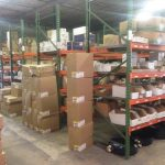 We keep the most common parts on hand in our fully stocked warehouse.